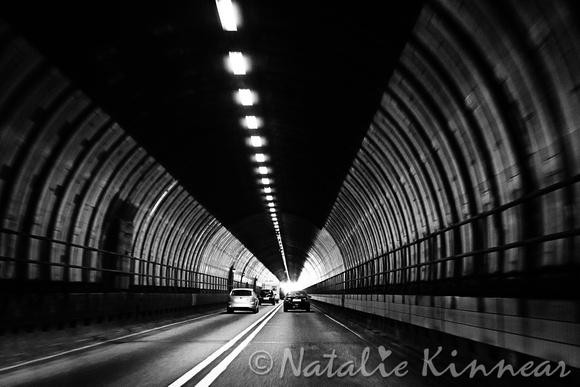 Dartford Crossing Tunnel - Natalie Kinnear Photography - Print and Canvas Wall Art