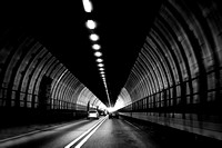 Dartford Crossing Tunnel - Natalie Kinnear Photography - Print and Canvas Wall Art