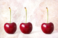The Three Cherries - Natalie Kinnear Photography - Print and Canvas Wall Art